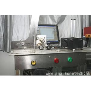 PVC card convex code machine