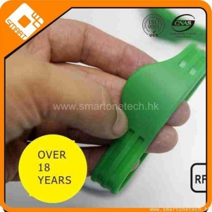Reusable RFID Silicone wristband,Customized color RFID Wristband