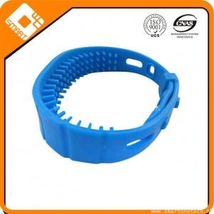 DESFire EV1 4K silicone rubber wristband