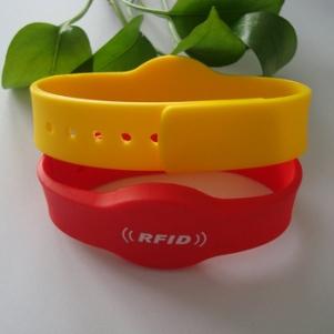 Ntag213 nfc pvc wristbands