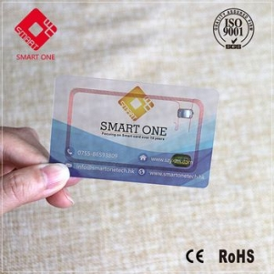 low price in good quality‎ Transparent M1 Classic 1k Key Smart Card‎ supply