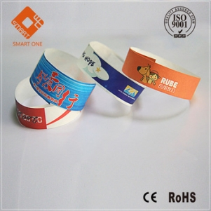 Ultralight- C and EV1 chip wristband for festival