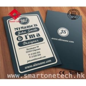 PVC plastic waterproof die cut id card holder name badge holder