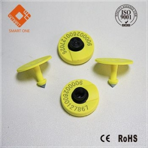 Add to CompareShare Cattle Cow Management RFID Animal Ear Tag