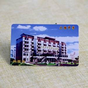 Customized S50 Chip Contactless M1 Student Campus Card