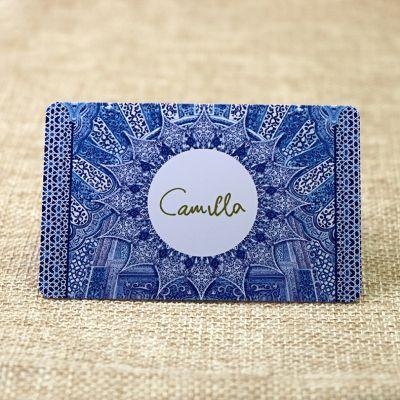 Custom Designed Retail Store Gift Cards